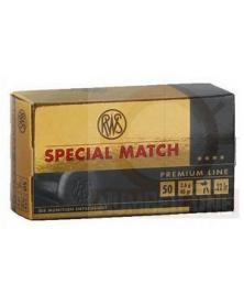 RWS SPECIAL MATCH 22LR