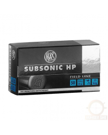 RWS SUBSONIC HP 22LR
