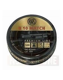 RWS R 10 MATCH CALIBRE 4.5 CARABINE