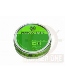 RWS DIABOLO BASIC CALIBRE 4.5