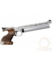 PISTOLET A AIR STEYR EVO10 ELECTRONIC SILVER