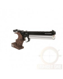 PISTOLET A AIR STEYR LP50HP 5 COUPS