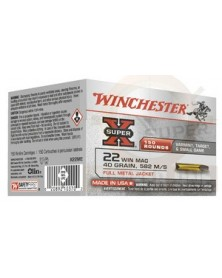 WINCHESTER 22 MAG