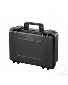 VALISE DE TRANSPORT ETANCHE MAX430S 19.65 Litres NOIR