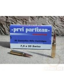 PARTIZAN 7,5X55 SUISSE 174gr FMJ-BT