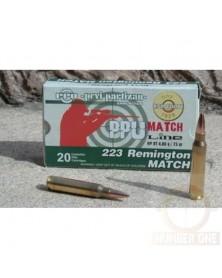 PARTIZAN 223 Rem 75gr HPBT MATCH