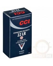 CCI STANDARD 22LR
