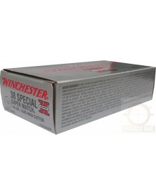 WINCHESTER 38 SPECIAL 148gr LEAD WAD CUTTER