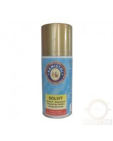 SOLVANT POUDRE NOIRE EN SPRAY 150 ML
